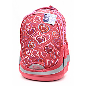 Школьный рюкзак – ранец Modan Fuchsia Hearts