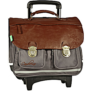Школьный портфель Cameleon на колесах арт. CA38R 25 литр