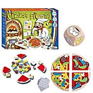 Развивающая игра деревянная Beleduc Пицца Фиеста