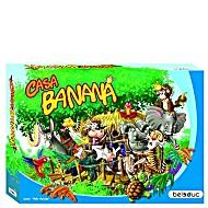 Развивающая игра деревянная Beleduc Каса Банана